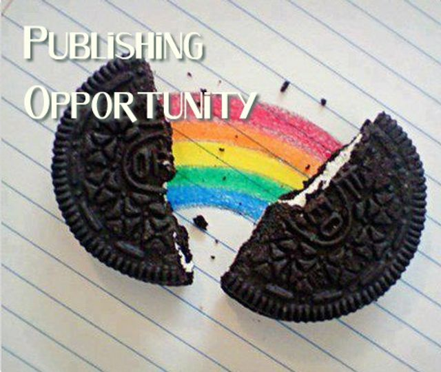 LGBT publishing opportunity featured image