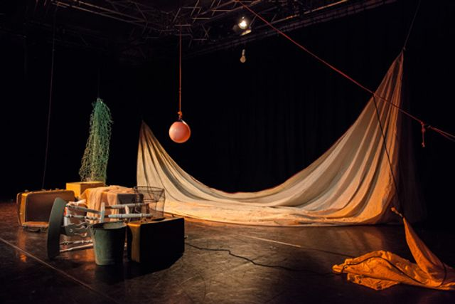 Review of The Shipwrecked House at StAnza featured image