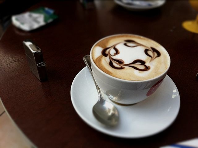 The perfect cappuccino, according to Geoff Dyer featured image