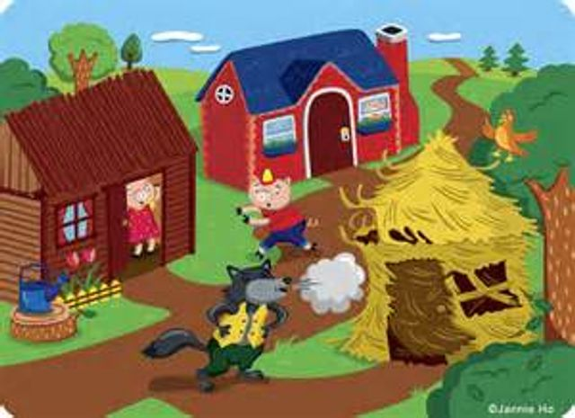 Can 3 Little Pigs help us learn a big Cyber Hacking lesson? featured image