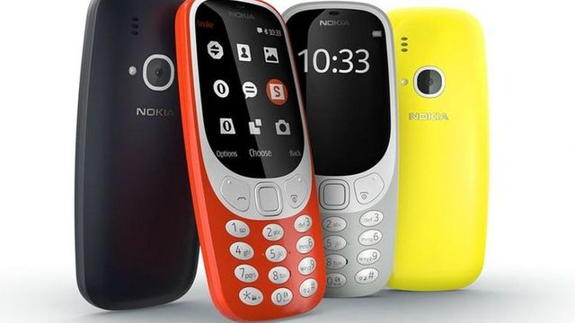 Nokia 3310 mobile phone resurrected at MWC 2017 featured image