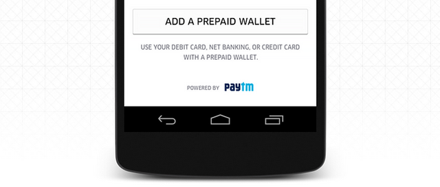 Uber Launches Wallet-Based Payment System In India To Comply With New Regulations featured image