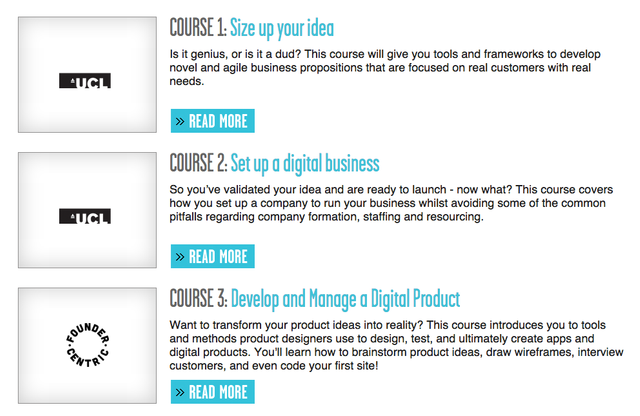 U.K. Government Funds Free Online Courses Teaching Startup Skills featured image