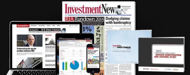 Vanguard quintuples assets in robo-adviser, leapfrogging competitors Pilot program reaches $4.2 bill featured image