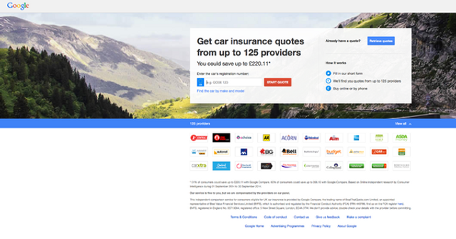New Clues on Google's Plans for Insurance featured image