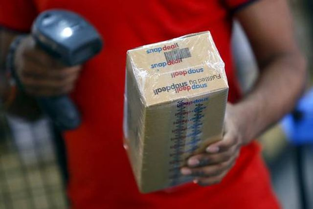Alibaba, Foxconn in Talks to Invest $500 Million in India's Snapdeal featured image