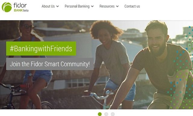 Another new banking name launches in Britain: Germany's Fidor offers fixed-rate savings and a curren featured image