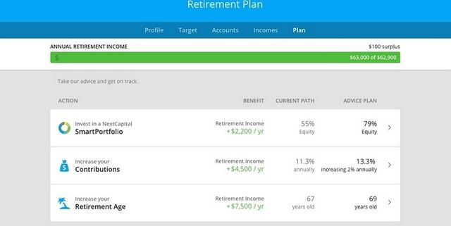 NextCapital takes on competing retirement robos with 401(k) account aggregation featured image
