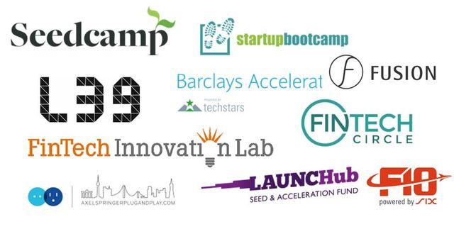 Top 10 Fintech Accelerators in Europe featured image