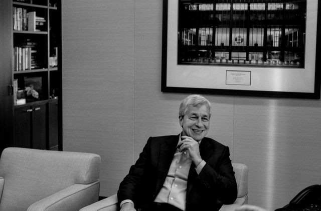Jamie Dimon on Finance: 'Who Owns the Future?' featured image