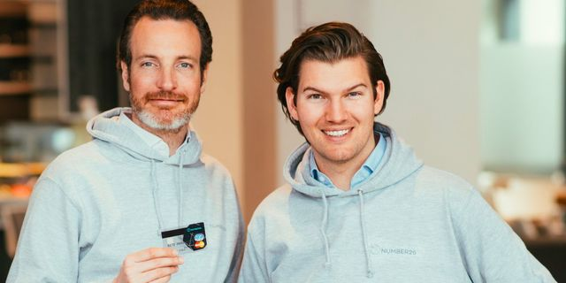 App-only bank Number26 doubled customers in 5 months — its CEO says he's building a bank like 'Uber featured image