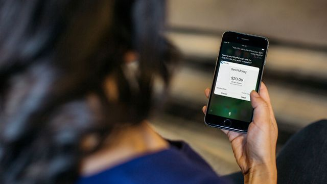 You can now send people money on PayPal by shouting at Siri featured image
