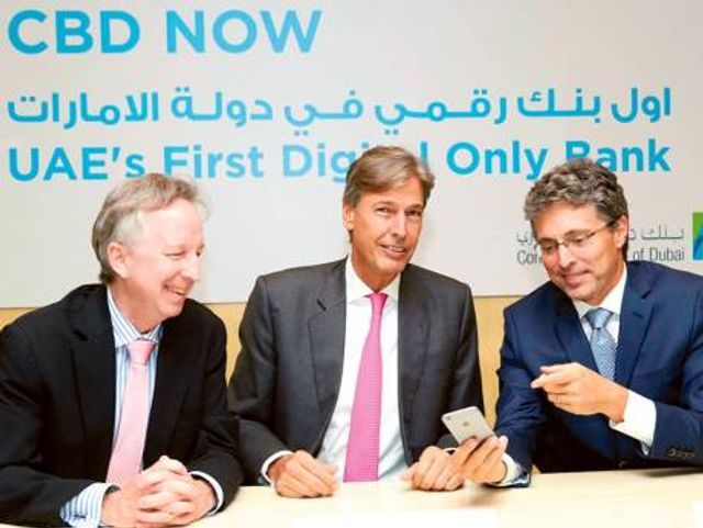 Commercial Bank of Dubai to launch UAE's first digital-only bank featured image