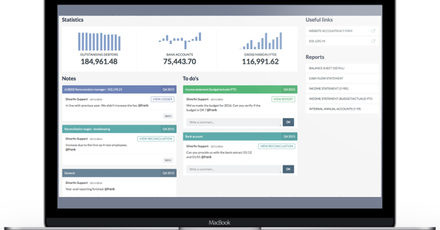 Silverfin, a 'connected accounting platform,' raises $4.5M Series A led by Index featured image