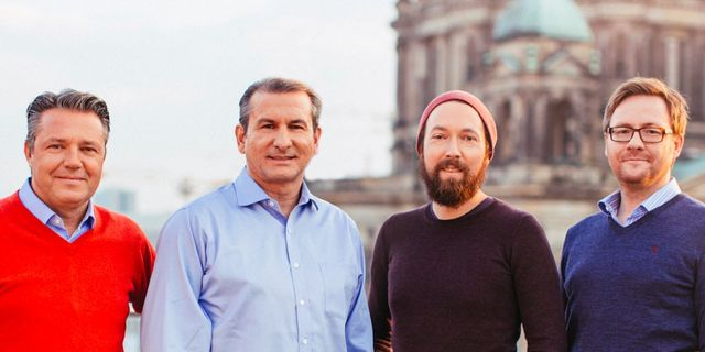 German fintech startup solarisBank raises €26.3 million and lands Deutsche Bank exec as CEO featured image