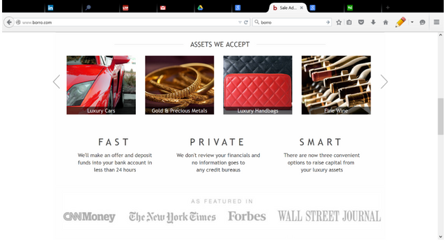 Borro: Taking on Luxury Asset Lending to a New Level featured image