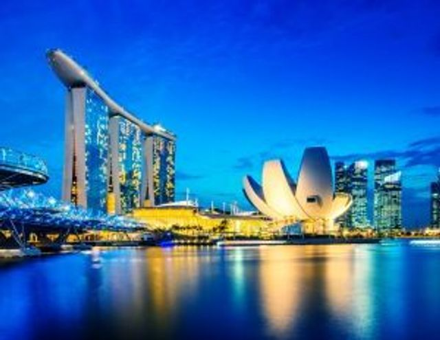 Singapore is Beating the World at Fintech featured image