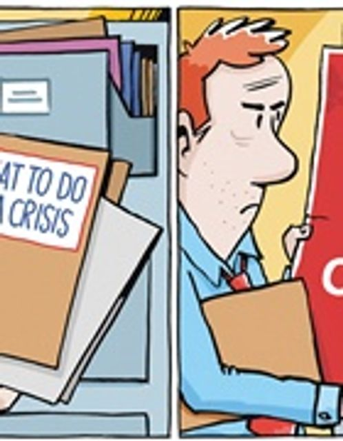 Responding to a crisis featured image
