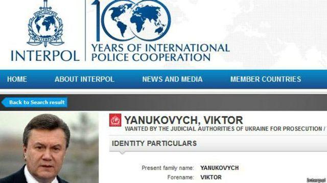 Британский юрист об Интерполе и Януковиче featured image