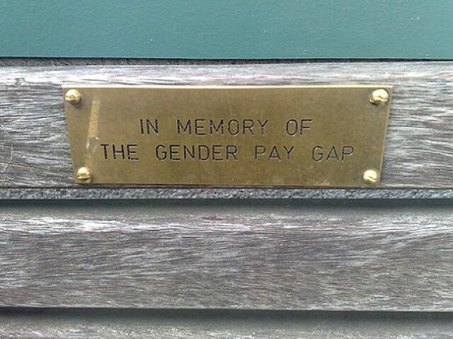 Gender pay gap disparity featured image