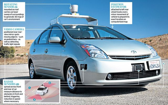 Britain to become global leader of driverless cars by 2030 featured image
