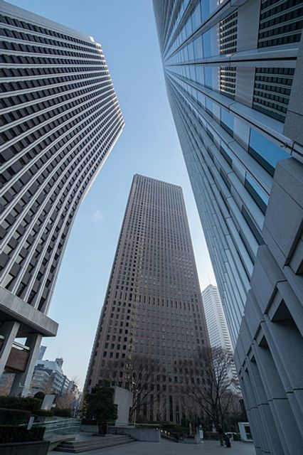 Skyscraper Commercial Property proves popular for successful start-ups featured image