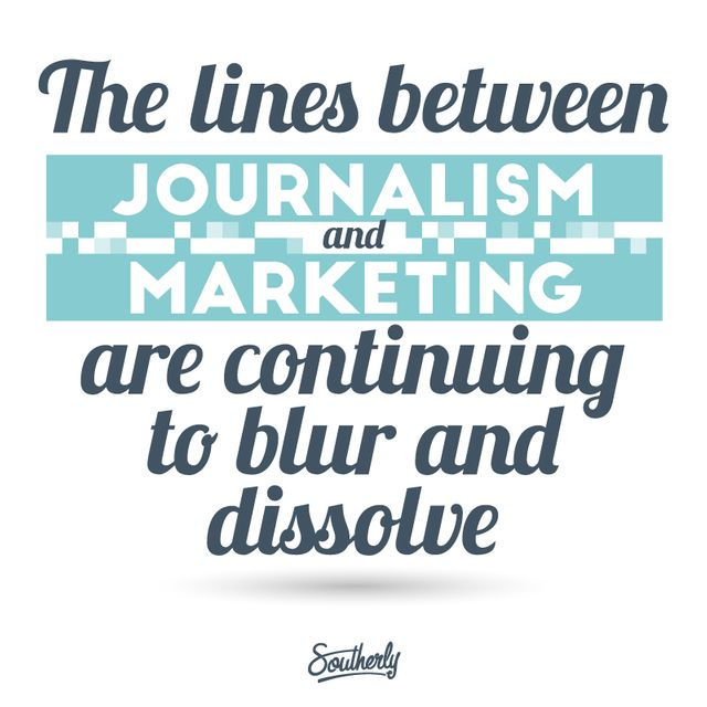 The Continued Convergence Of Journalism And Content Marketing featured image