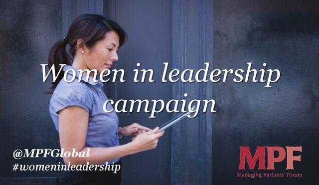 Women in leadership campaign  #womeninleadership featured image