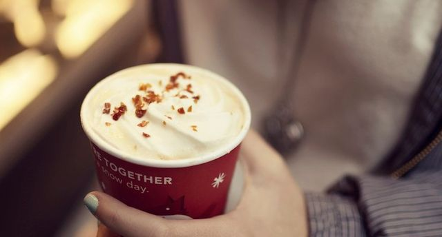 Don't ditch the latte... featured image
