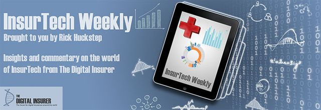 The arrival of InsurTech Weekly featured image