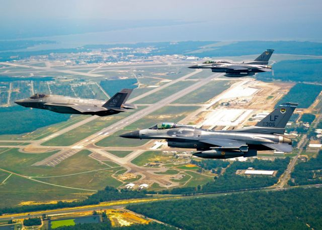 Precision Buildings - US Airforce Style featured image