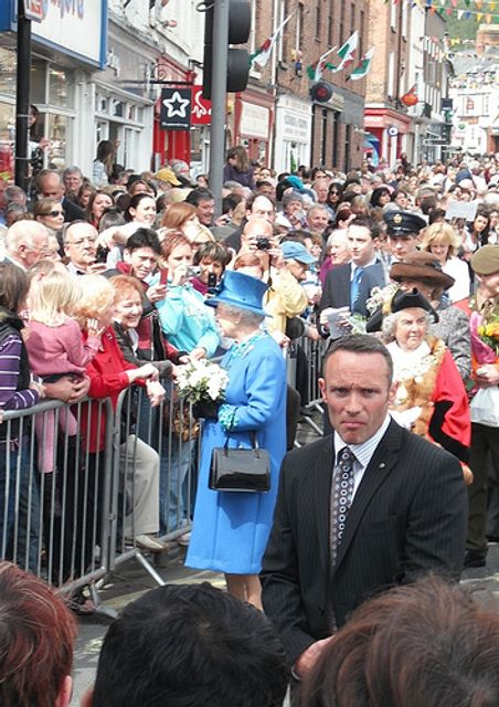 'HM the Queen' to attend Infosecurity Europe! featured image