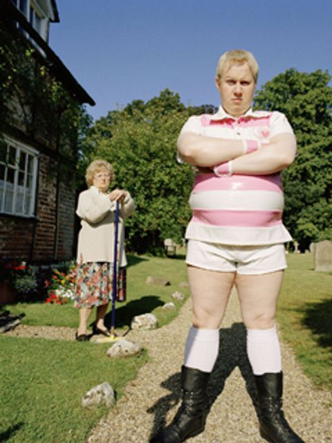 The only divorcee in the  village? featured image