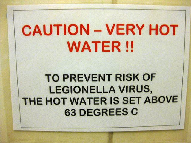 Legionella - do you know your responsibilities as a residential landlord? featured image