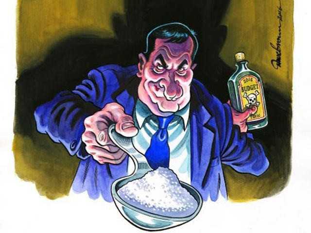 Sticky tax issues....a load of old fizz? featured image