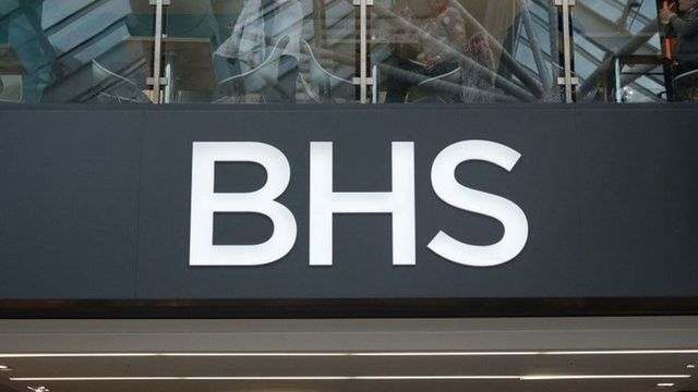 Changing at the speed of Liquid. BHS weren't liquid enough featured image