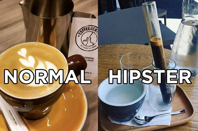 If you are targeting Hipsters, it's all in the packaging, sort of featured image