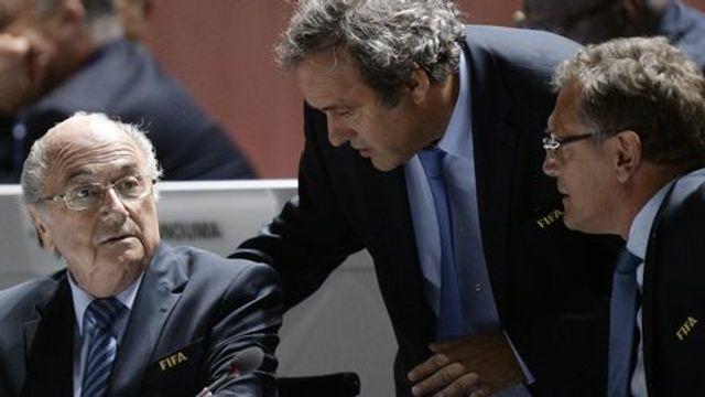Blatter Suspension makes no sense - quelle surprise! featured image