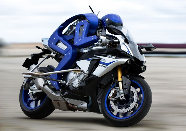 Is this the future for motorcycle couriers? featured image