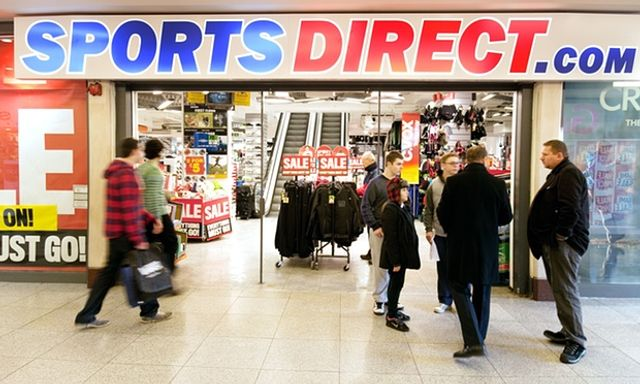 Sports Direct: at it again featured image