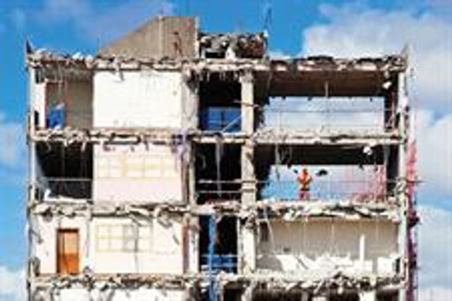 Are PD rights to demolish offices and rebuild as residential finally coming off the back burner? featured image