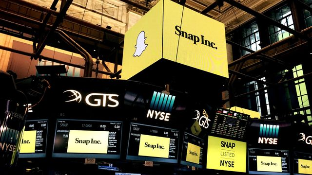 Snap Inc IPO leads to 44% increase in share value featured image