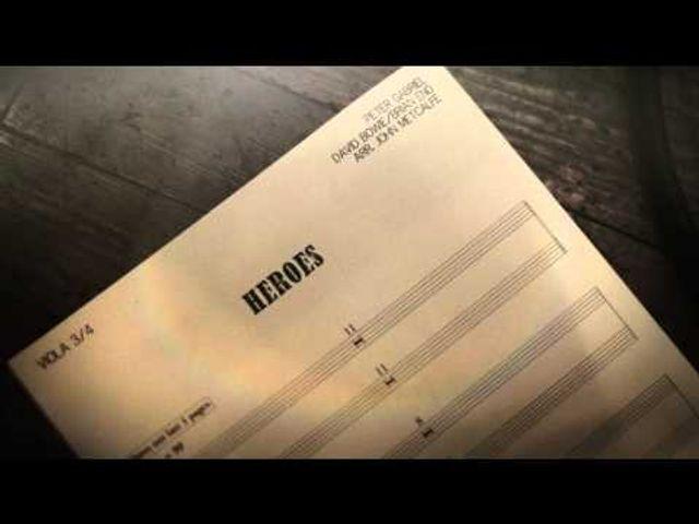 Peter Gabriel - Heroes featured image
