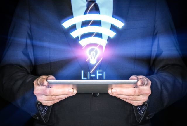 LiFi - the security solution Insurers need? featured image