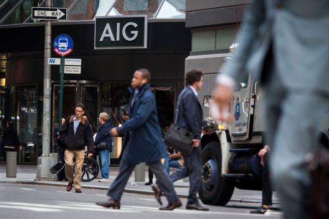 'Google Parent Should Buy AIG' featured image