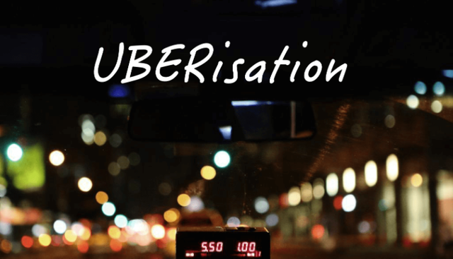 What does 'uberisation of insurance' actually mean...? featured image