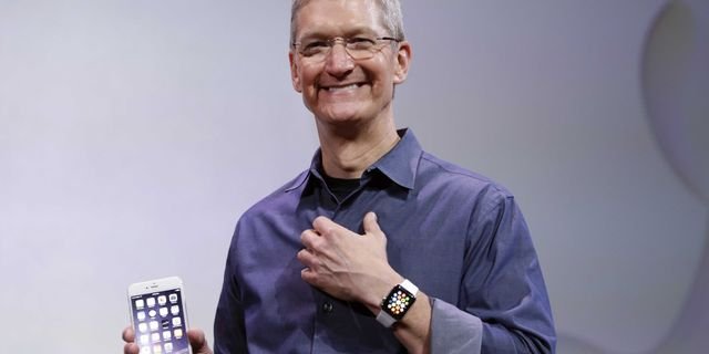 At last, the Killer App for the Apple Watch.... featured image