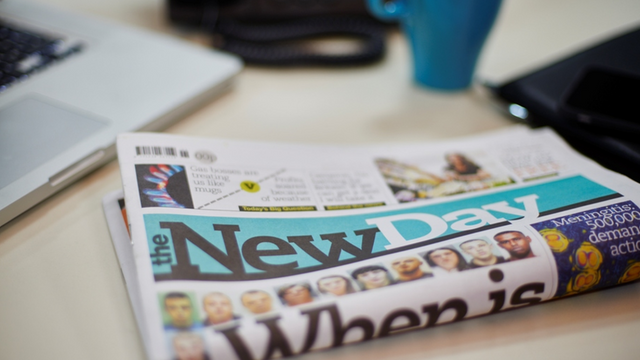 A New Day for newspaper publishing featured image