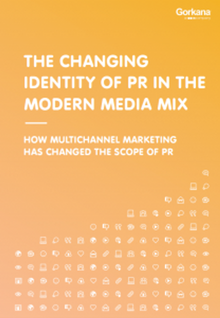 The blurring of PR and marketing - it's digital's fault featured image