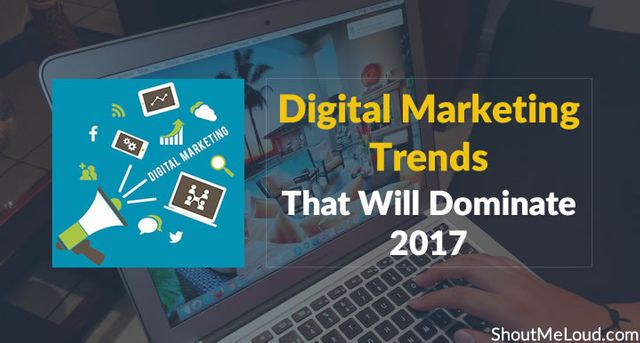 Digital Marketing 2017 - what to expect featured image